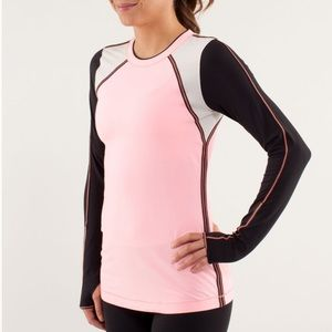 Lululemon Run Layer Me Long Sleeve